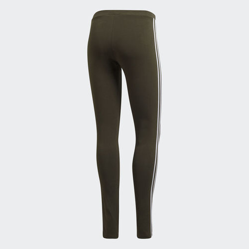 Colanti femei adidas Originals Trefoil 3 Str Tight DH3171