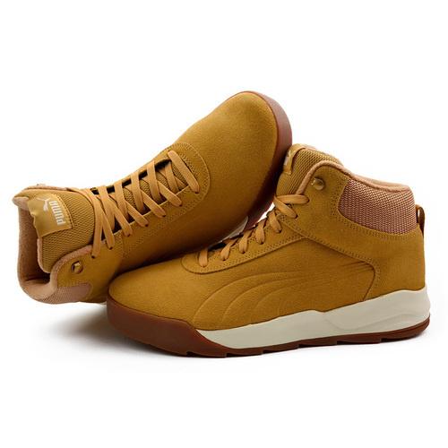 produs nou vânzare la cald online stiluri clasice Ghete barbati Puma Desierto Sneaker 36122001 - Puma - Ghete ...