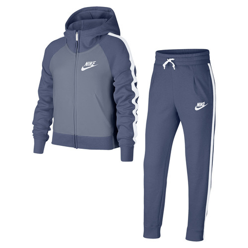 Trening copii Nike Sportswear Older Kids' (Girls') Tracksuit AH8286-491