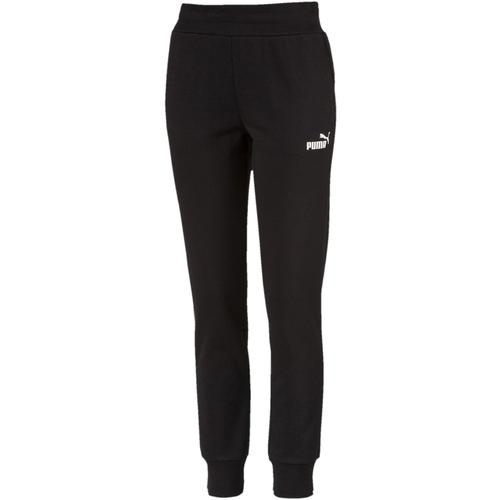Pantaloni femei Puma Essentials Fleece Pants 85182701