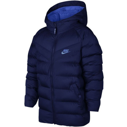 Geaca copii Nike Sportswear Older Kids' Synthetic Fill Jacket 939554-478