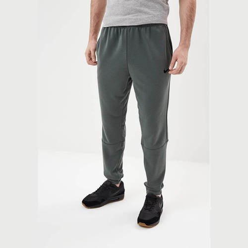 Pantaloni barbati Nike Dry-FIT Men's Tapered Fleece Training Trousers 860371-344