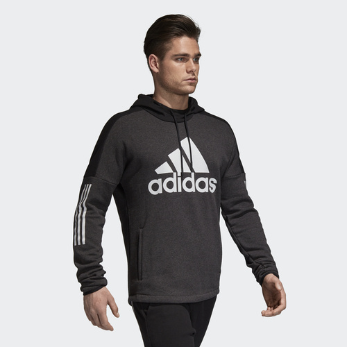 Hanorac barbati adidas Performance M Sid Lgo Po Fl DM3674