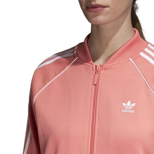 Jacheta femei adidas Originals Superstar Track Top DH3162