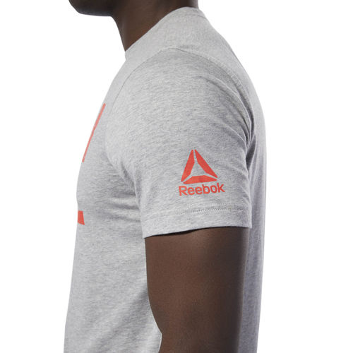 Tricou barbati Reebok Fitness Fight Like Hell Tee DU4701
