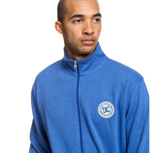 Jacheta barbati DC Shoes RebelZip-Up Mock Neck Sweatshirt EDYFT03426-BQR0