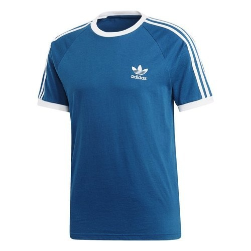 Tricou barbati adidas Originals Trefoil 3-Stripes Tee DV1564