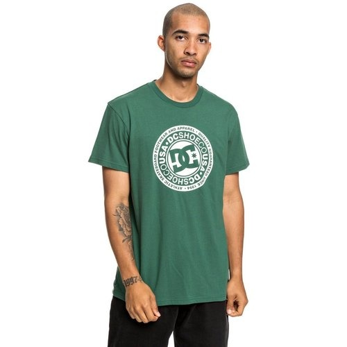 Tricou barbati DC Shoes Circle StarT-shirt EDYZT03901-GRW0