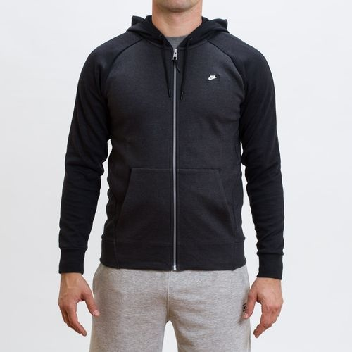 Hanorac barbati Nike Sportswear Optic Full-Zip Hoodie 928475-010