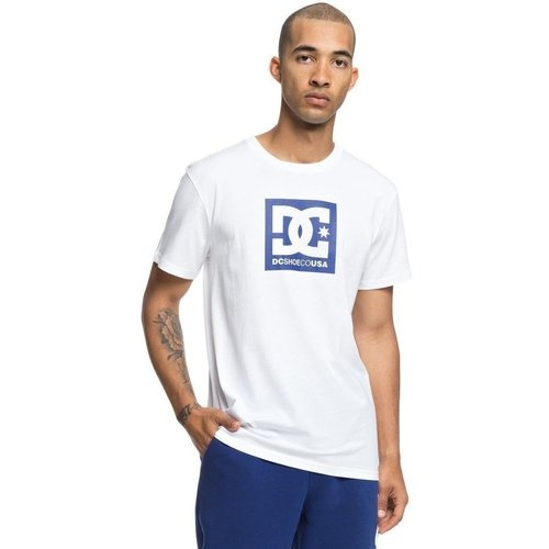 Tricou barbati DC Shoes Square Star EDYZT03825-WBB0