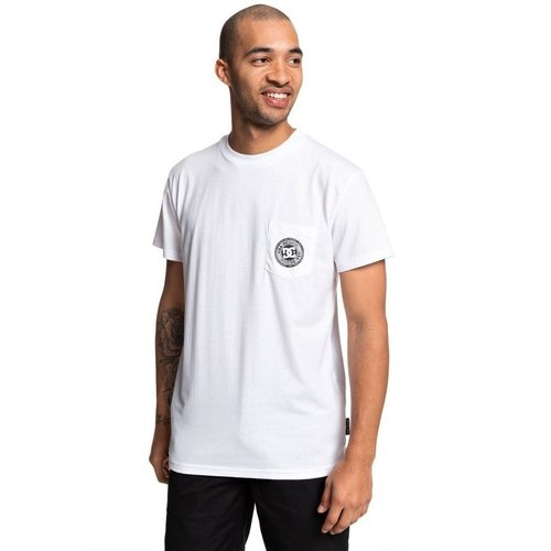 Tricou barbati Dc Shoes Basic Pocket T-shirt EDYKT03463-WBB0