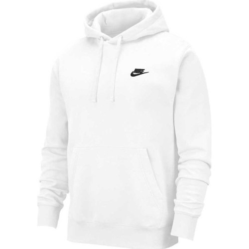 Hanorac barbati Nike Sportswear Club Fleece BV2654-100
