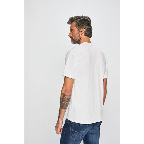 Tricou barbati Vans Left Chest VN0A3CZEYB21