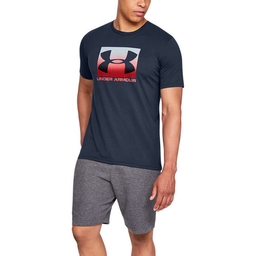 Tricou barbati Under Armour Boxed Sportstyle Short Sleeve T-Shirt 1329581-408