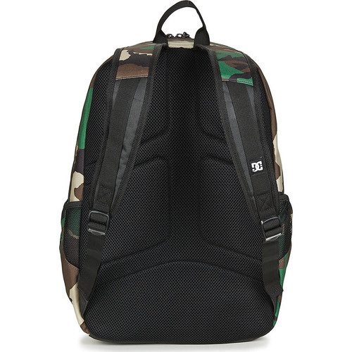 Rucsac unisex DC Shoes The Locker Medium Backpack EDYBP03176-GRW6