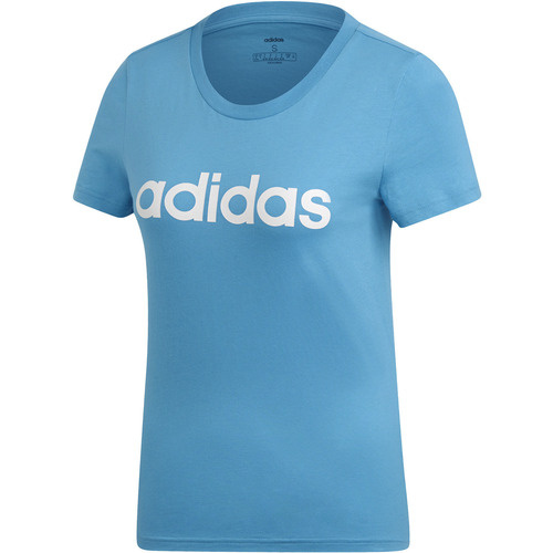 Tricou femei adidas Performance Essentials Linear Tee DU0630