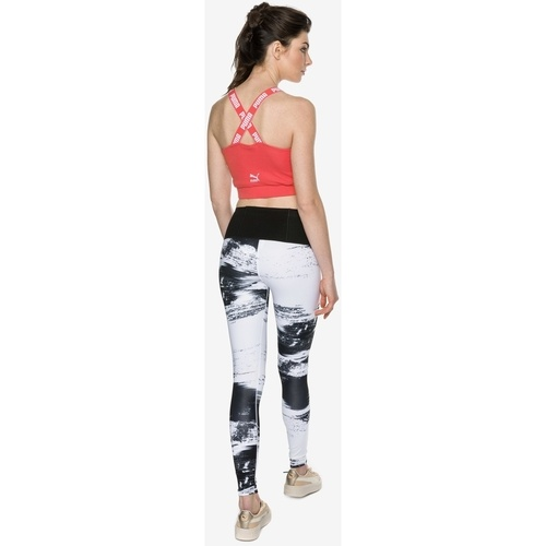 Bustiera femei Puma Archive Crop Top 57539223