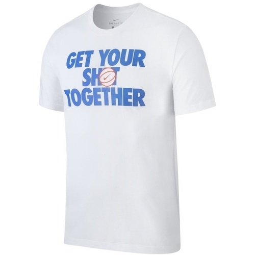 Tricou barbati Nike Get Your Shot Together Tee AJ9585-100