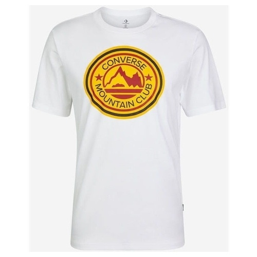 Tricou barbati Converse Mountain Club Patch 10018298-102