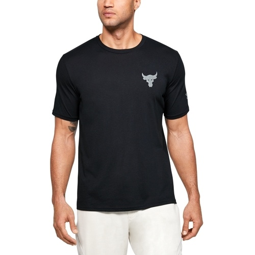 Tricou barbati Under Armour Project Rock Snake Short Sleeve 1351581-001