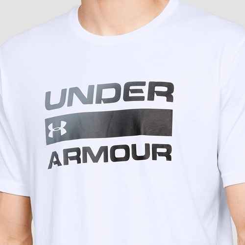 Tricou barbati Under Armour Issue Wordmark 1329582-100