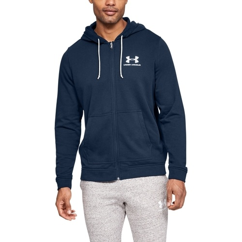 Hanorac barbati Under Armour Sportstyle Terry FZ 1345776-408