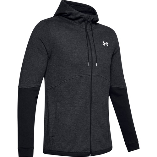 Hanorac barbati Under Armour Training Double Knit FZ 1352012-001