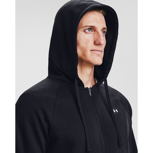 Hanorac barbati Under Armour UA Rival Fleece FZ Hoodie 1357111-001