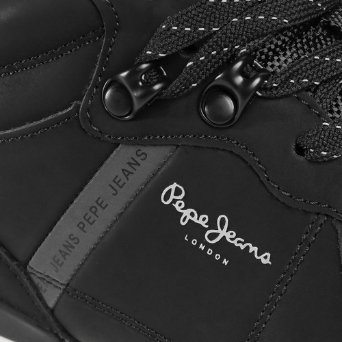 Ghete barbati Pepe Jeans Tinker Boot Basic PMS30662-999