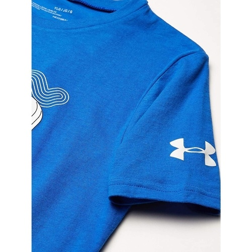 Tricou copii Under Armour Mr. Buckets 1353540-486