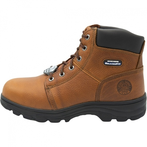 Ghete barbati Skechers Workshire ST 77009EC/BRN