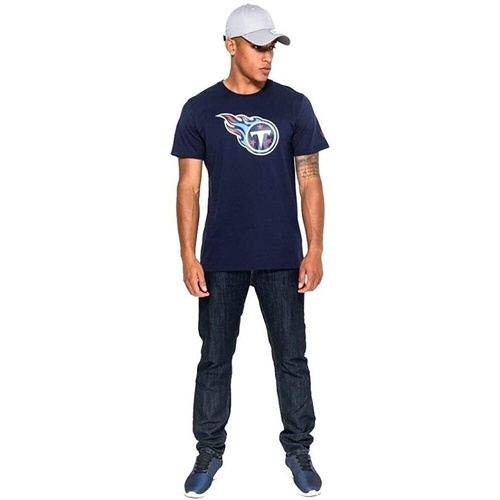 Tricou barbati New Era Tennessee Titans Team Logo 11073649